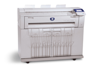 Xerox 6204 Wide Format Copier/Printer