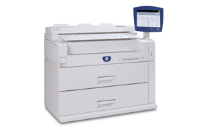 Xerox 6279 Wide Format Copier/Printer