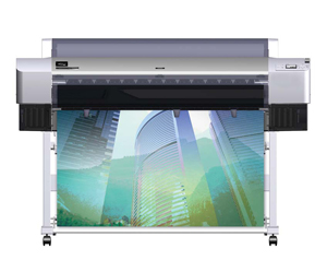 Xerox 7450/9450 Wide Format Printer by Epson