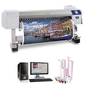 Xerox Wide Format Colour Print System